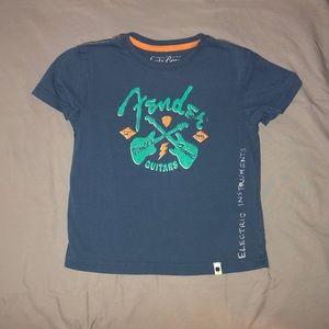 Lucky brand Fender t-shirt